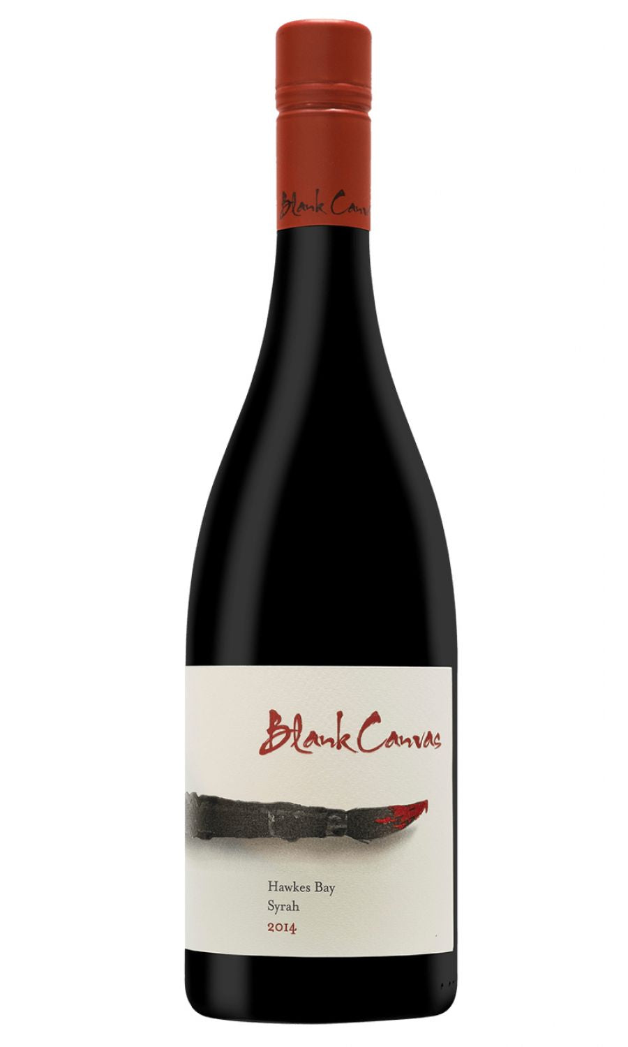 Blank Canvas Hawkes Bay Syrah 2015