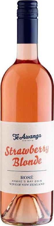 Te Awanga Strawberry Blonde Rosé