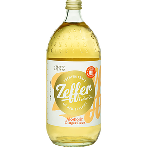 Zeffer Alcoholic Ginger Beer 1L flagon