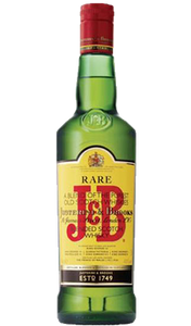 J & B Rare Blended Scotch Whisky 1000ml