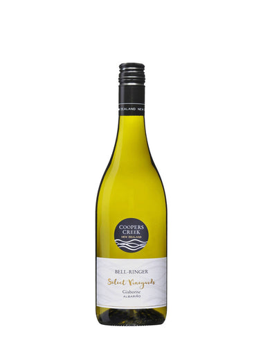 Cooper's Creek 'Bell-Ringer' Single Vineyard Gisborne Albariño 2017