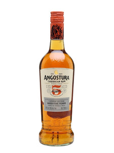 Angostura 5 Year Old Caribbean Rum 700ml
