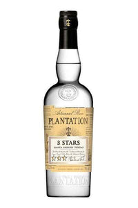 Plantation '3 Stars' White Rum 700ml