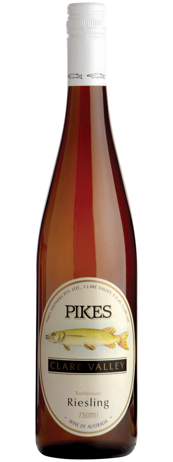 Pike's Traditionale Clare Valley Riesling 2017