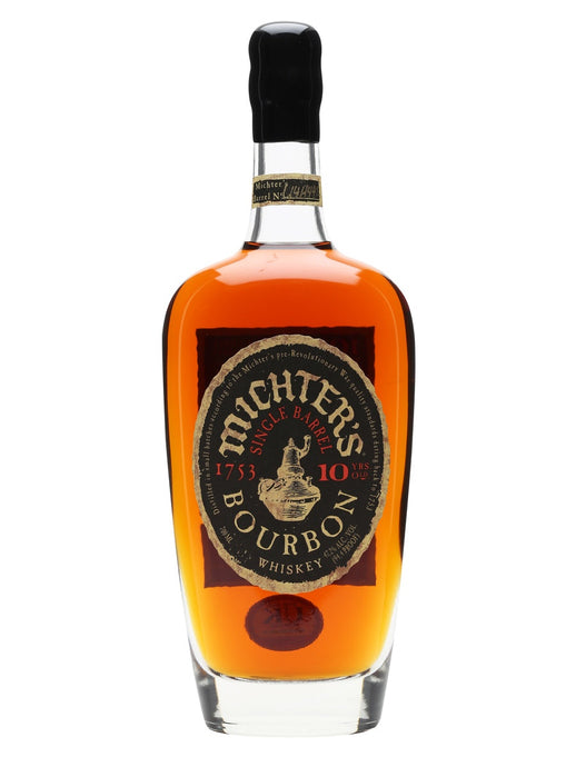 Michter's 10 Year Old Single Barrel Bourbon 700ml