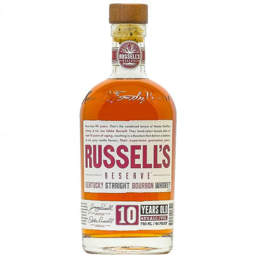 Russell's Reserve 10 Year Old Kentucky Straight Bourbon 700ml
