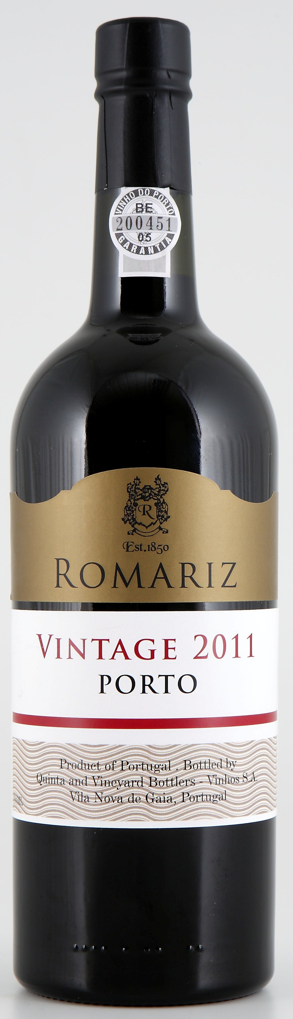Romariz Vintage Port 2011 750ml