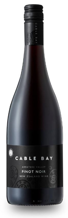 Cable Bay Awatere Valley Pinot Noir 2018