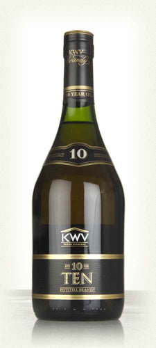 KWV 10 Year Old Potstill Brandy 750ml