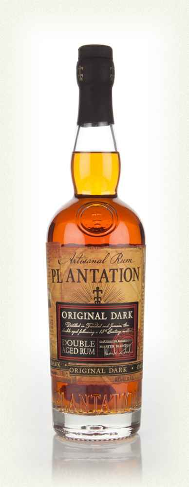 Plantation Original Dark Double Aged Rum 700ml