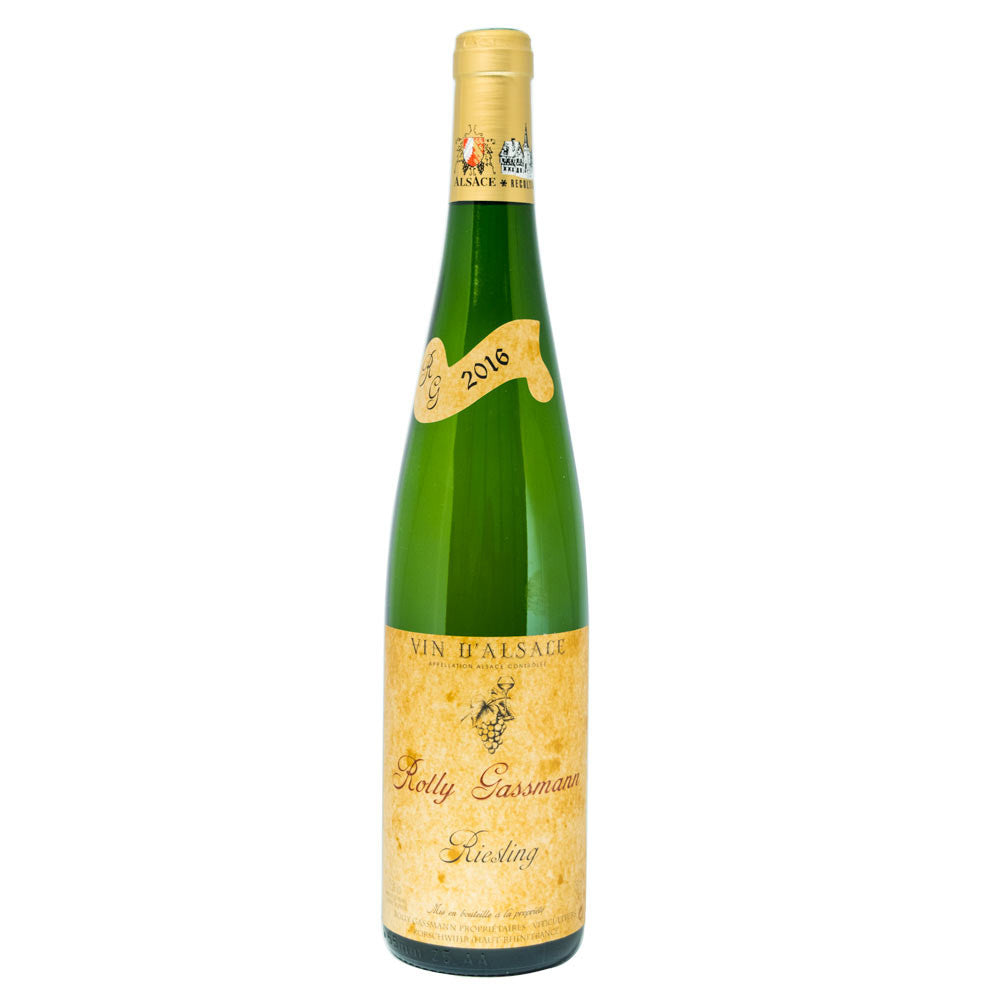 Rolly Gassmann Alsace Riesling 2016
