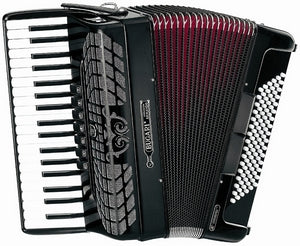 Bugari Juniorfisa 130/J - accordéon Chromatique - Bugari - Fonteneau Accordéons