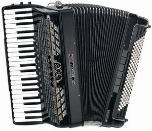Bugari Conservatory 240/CH/C - accordéon Chromatique - Bugari - Fonteneau Accordéons