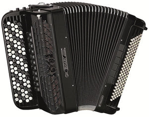 Bugari Conservatory 504/ARS/C - accordéon Chromatique - Bugari - Fonteneau Accordéons