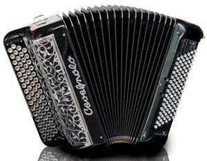 Cavagnolo Mega Junior - accordéon Chromatique - Cavagnolo - Fonteneau Accordéons