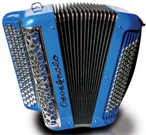 Cavagnolo Super Junior 4 - accordéon Chromatique - Cavagnolo - Fonteneau Accordéons