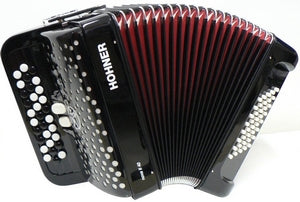 Hohner Nova II 40 - accordéon Chromatique - Hohner - Fonteneau Accordéons