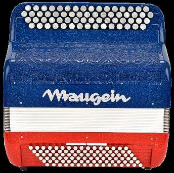 Maugein Mini Sonora - accordéon Chromatique - Maugein - Fonteneau Accordéons