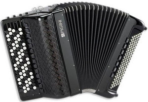 Pigini Super Compact 4 - accordéon Chromatique - Pigini - Fonteneau Accordéons