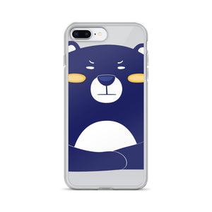 iPhone Case - Bearie_Serious