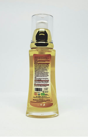 Moroccan Pure Argan Oil for Beauty Skin & Hair Care Treatments Organic 1,69 Oz - Maison d'arganier