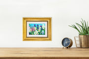 Good Morning Sunshine - mini canvas giclee