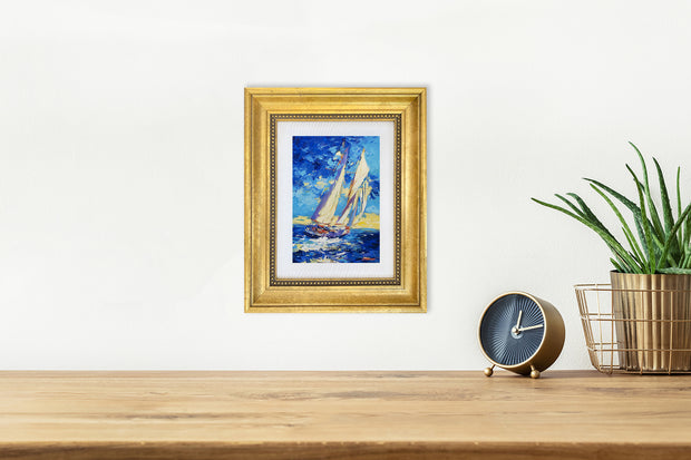 The Journey  - mini canvas giclee