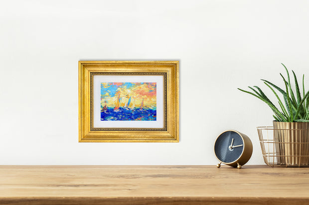 Breezes  - mini canvas giclee