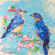 Bluebirds #2, II