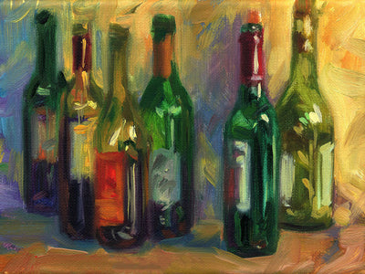 Celebration - mini canvas giclee