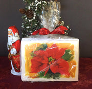 Poinsettia Holiday Notecards