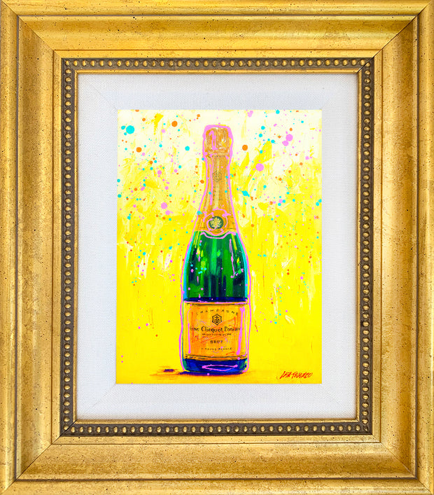 Celebrate - mini canvas giclee