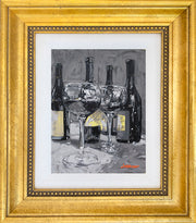 No Wineing Allowed - giclee