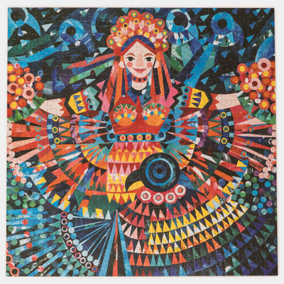 Night Dancer - Mindful Jigsaw Puzzle
