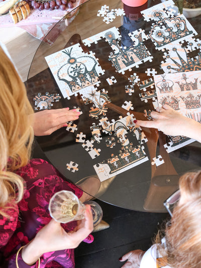 Queenie - Mindful Jigsaw Puzzle