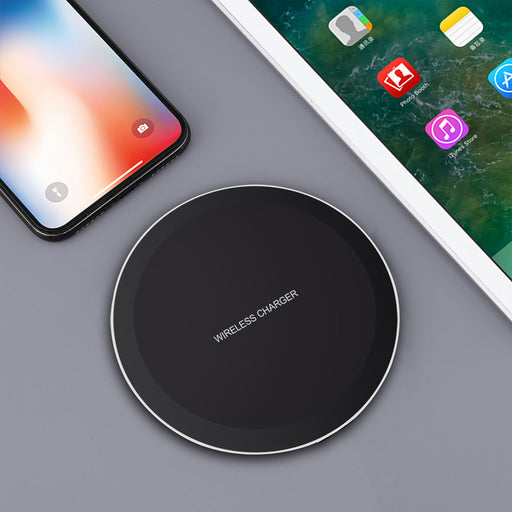 Wireless Charger for Samsung Galaxy S8 S9 Note 9 8 USB Qi Wireless Charger for iPhone XS Max X 8 Plus Wireless Charging Pad