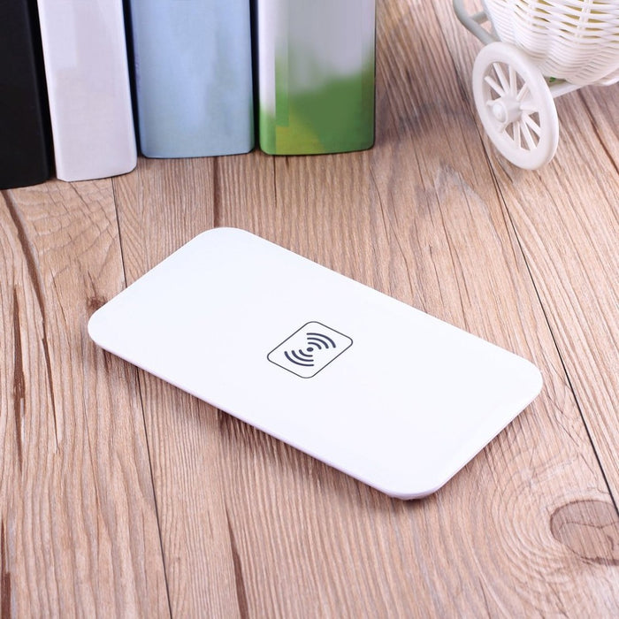 Portable Qi Wireless Charger For Samsung Galaxy S8 S7 S6 edge Wireless Charging Pad For iPhone X 8 Plus Nokia Lumia 1520 930 920