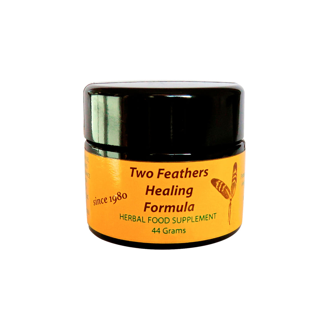 Two Feathers Healing Formula