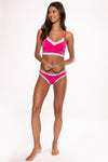 Hot Pink Plain Knicker
