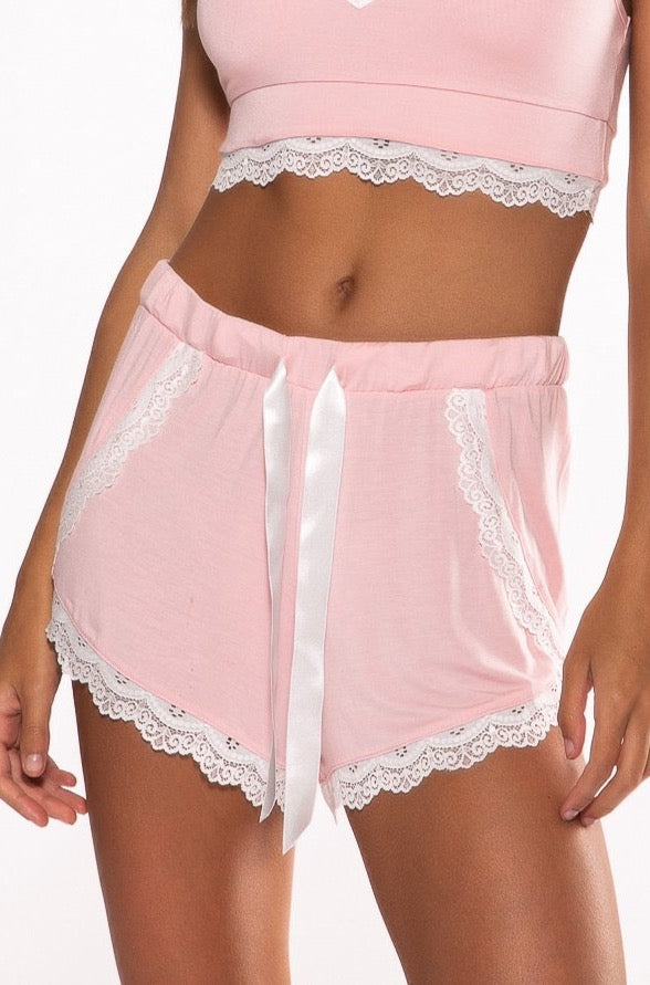 Baby Pink Short