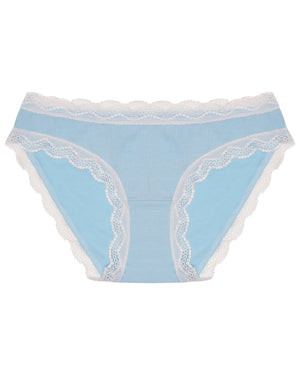 Baby Blue Plain Original Knicker
