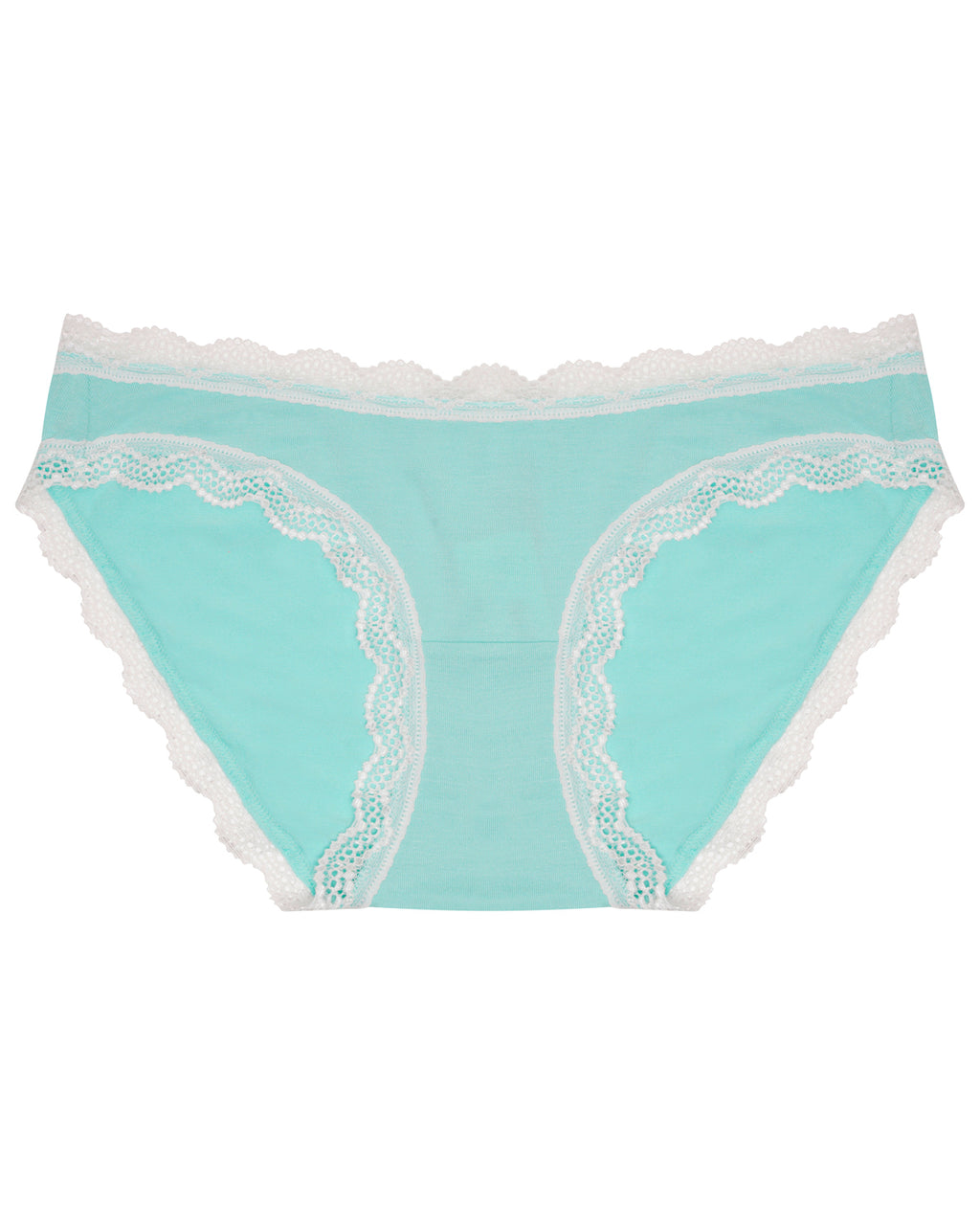 Mint Green Plain Original Knicker