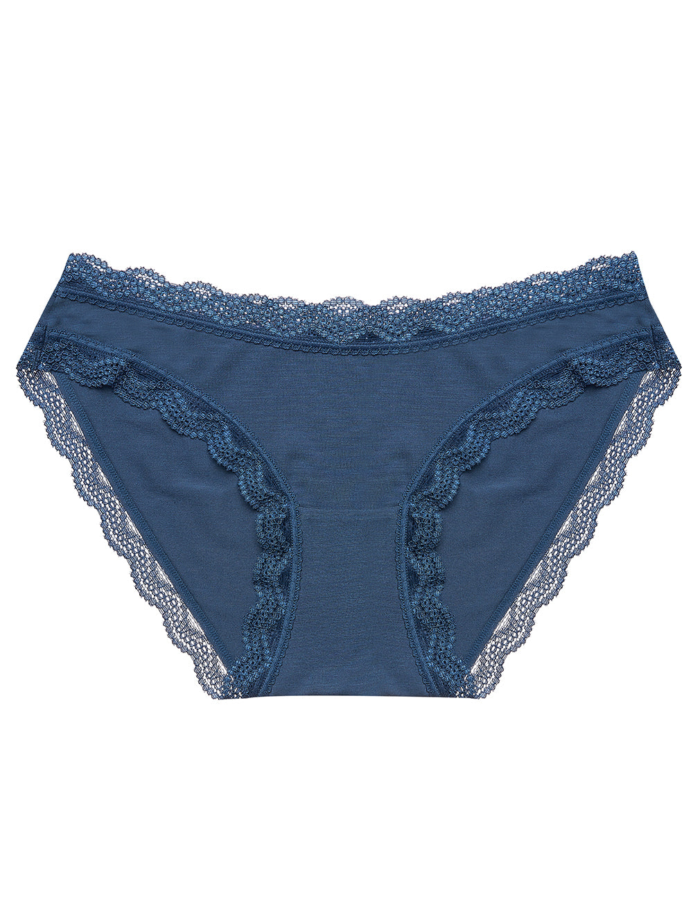 Dark Denim Essential Knicker