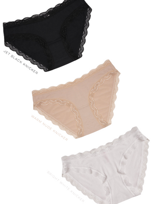 Basic 3 Knicker Pack