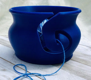 Yarn Bowl - Blueberry - Steep Hill Farm