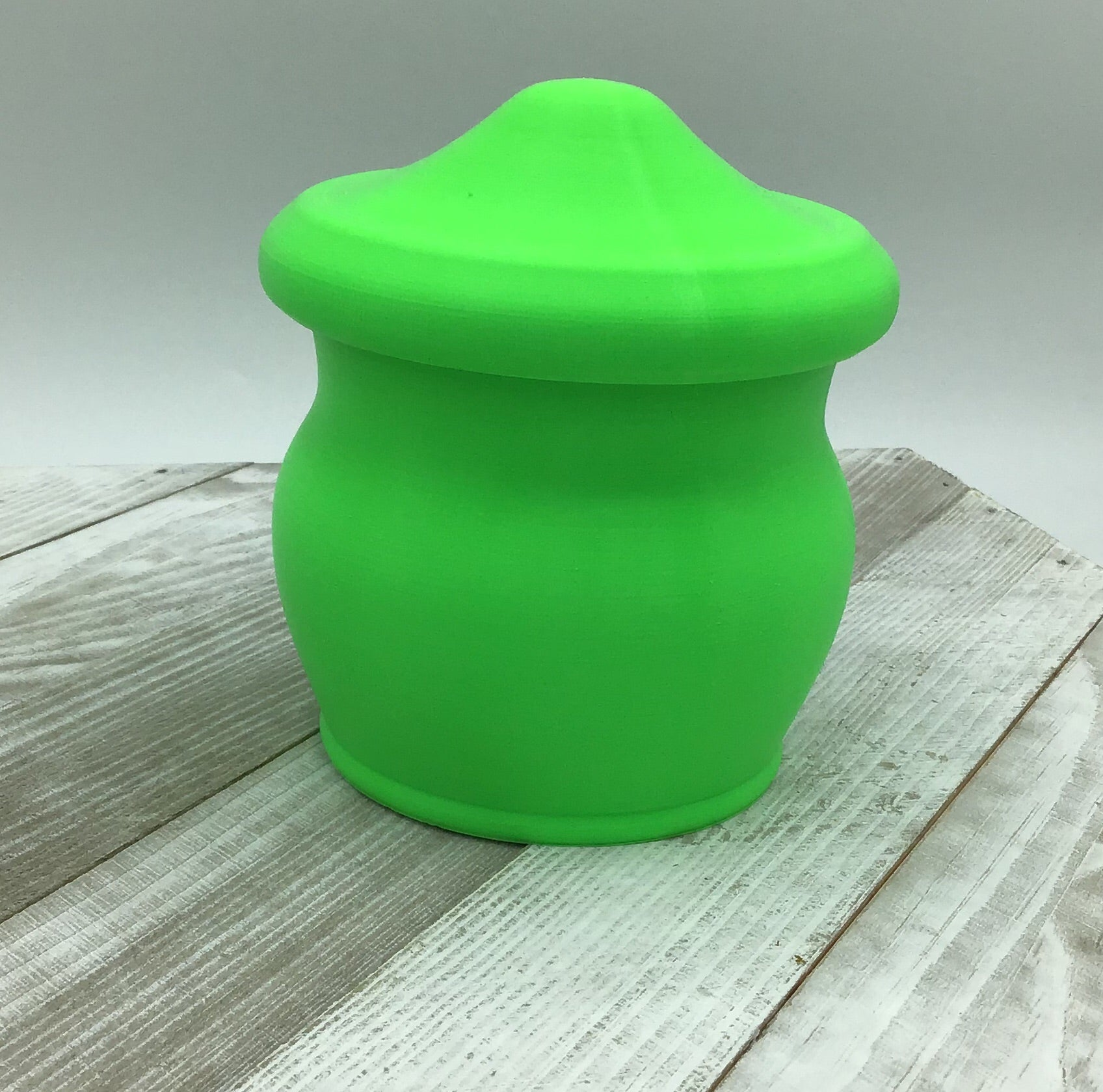 Notion Cup with Lid - Apple Green
