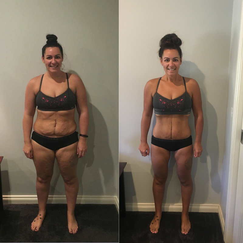 Simone's Transformation Story | Interview with THE BOD