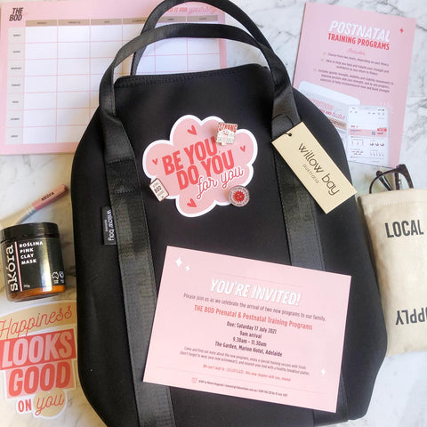 THE BOD Goodie Bag