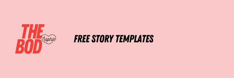 Free Story Templates | THE BOD