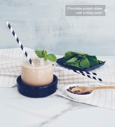 Mint Chocolate Smoothie
